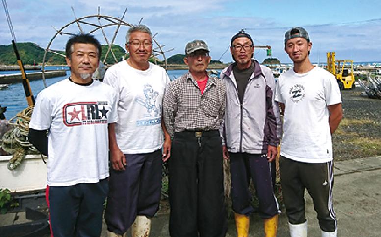 農商工連携のメンバー